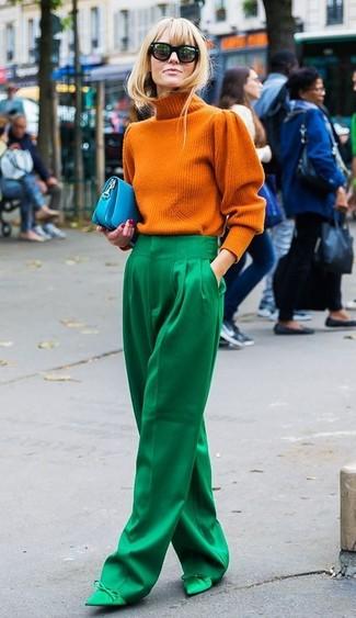 Como Combinar Unos Pantalones Verdes 73 Outfits Lookastic Espana