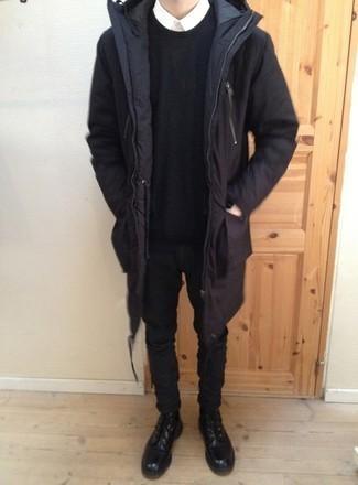Vaqueros negros de Givenchy