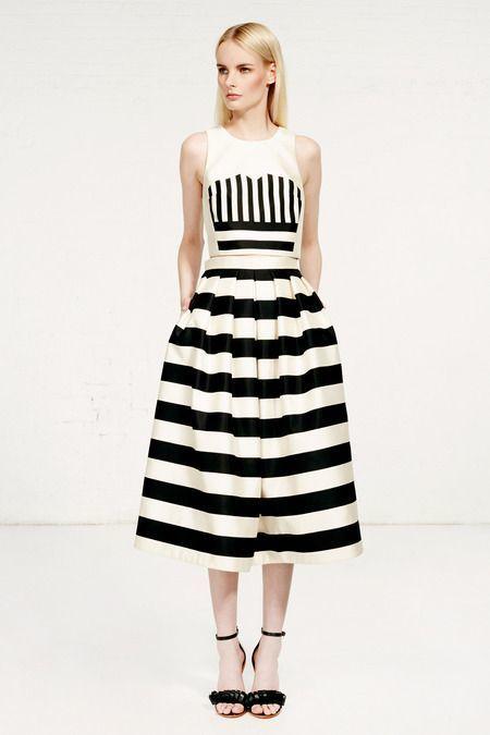 13ef6fb5f faldas de rayas horizontales