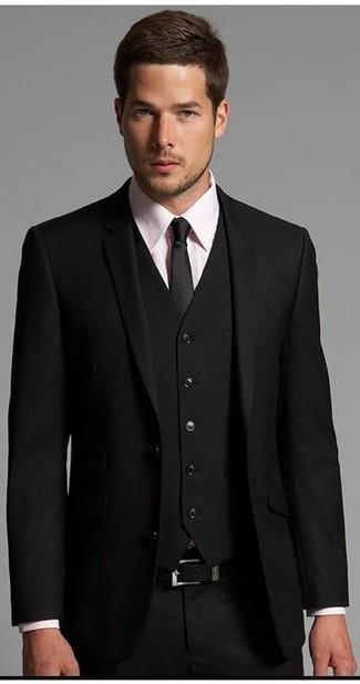 Corbata negra de Asos