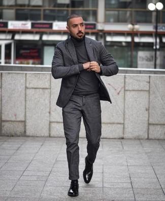 Jersey en gris oscuro de CASUAL FRIDAY