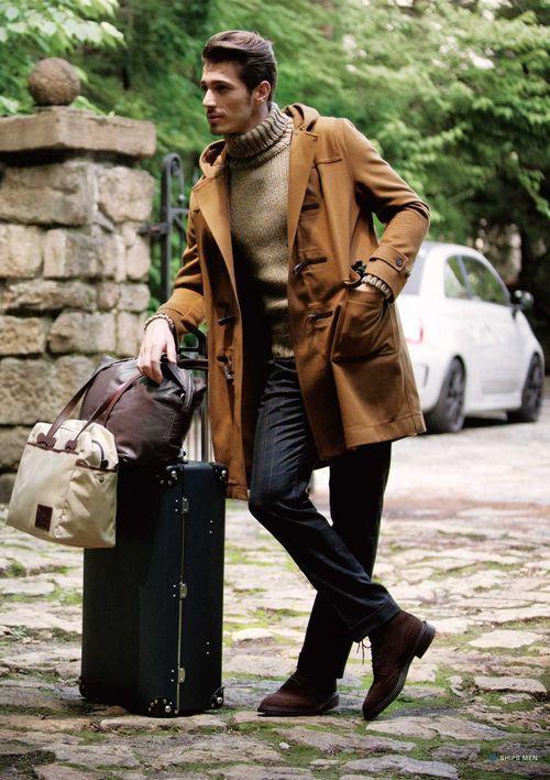 Cómo combinar un jersey de cuello alto marrón (36 looks de moda ... 6495467ab48d