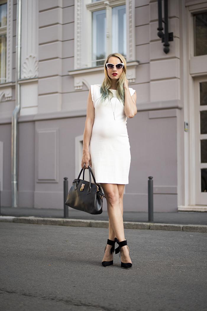 Cómo Combinar Un Vestido Ajustado Blanco 52 Looks De Moda