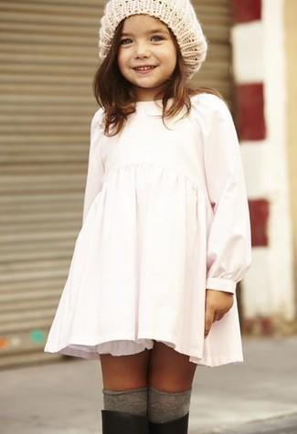 Cómo combinar un vestido blanco: