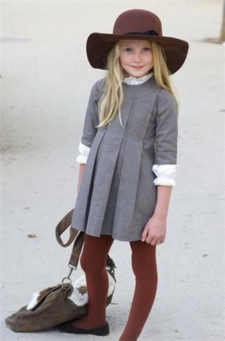 Cómo Combinar Un Vestido Gris 22 Looks De Moda Moda Para