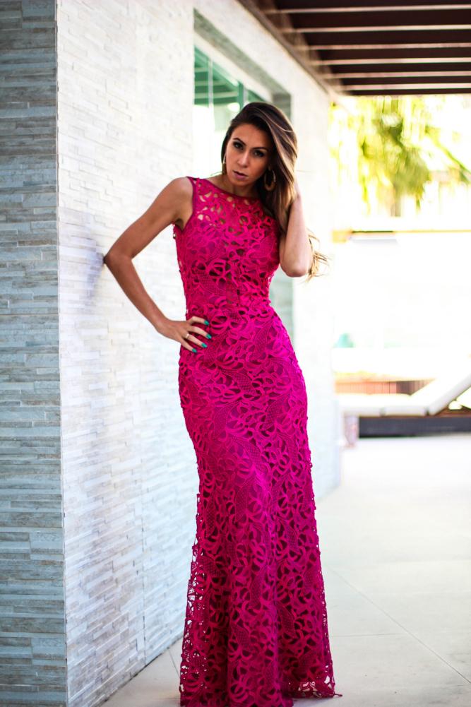 Cómo combinar un vestido rosa en 2018 (197 formas) | Moda para Mujer