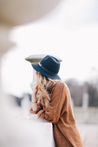 Sombrero de lana negro de Laird ad8e861596f