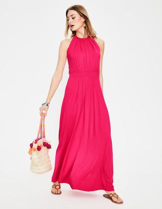 Zapatos de moda para usar con vestidos largos