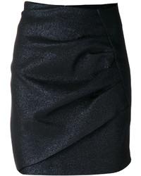 Minifalda azul marino de IRO