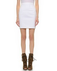 Minifalda blanca de Dsquared2
