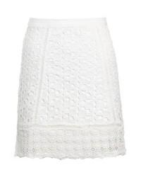 Minifalda Blanca de Miss Selfridge