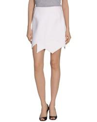 Minifalda Blanca de Preen