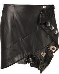 Minifalda de cuero original 1464009