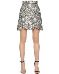 Minifalda de encaje original 4015474