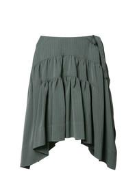 Minifalda en gris oscuro de JW Anderson