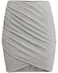 Minifalda gris original 1463019