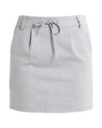 Minifalda Gris de Only