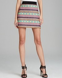 Minifalda multicolor original 1463325