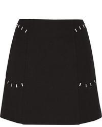 Minifalda negra de 3.1 Phillip Lim