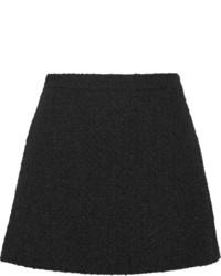 Minifalda negra de Gucci