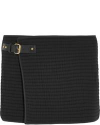 Minifalda negra de Isabel Marant