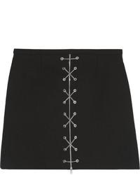 Minifalda negra de Michael Kors