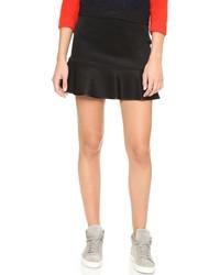 Minifalda negra de Rag & Bone