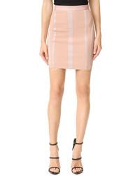 Minifalda rosada de Dsquared2