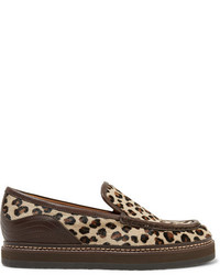 Mocasin de leopardo original 4127001