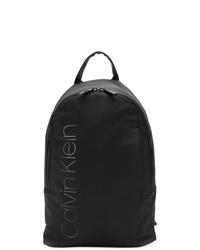 Mochila negra de Calvin Klein