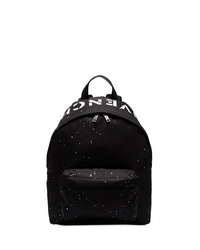 Mochila negra de Givenchy