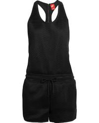 Mono corto de malla negro de Nike