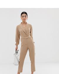 Mono en beige de Fashion Union Petite