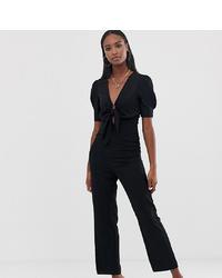 Mono negro de Fashion Union Tall