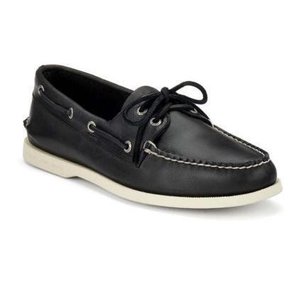 Zapatos negros casual SPERRY TOP-SIDER para hombre xt0UeSr