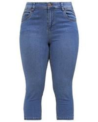 Pantalón Capri Azul de Evans