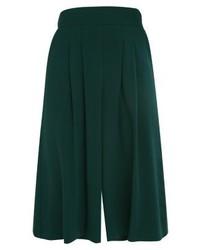 Pantalón Capri Verde Oscuro de Naf Naf