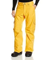 Pantalón cargo amarillo de Burton