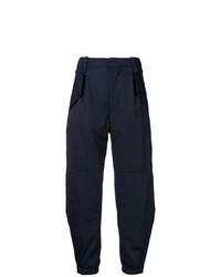 Pantalón cargo azul marino de Chloé