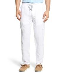 Pantalón cargo blanco