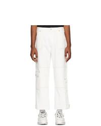 Pantalón cargo blanco de Andersson Bell