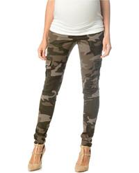 Pantalon cargo de camuflaje original 1519315