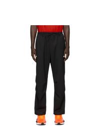 Pantalón cargo de lana negro de Y-3