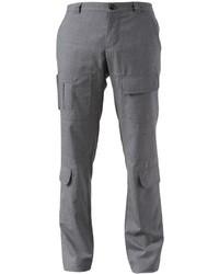 Pantalón cargo gris de Brunello Cucinelli