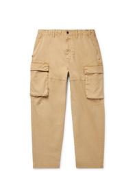 Pantalón cargo marrón claro de Alex Mill