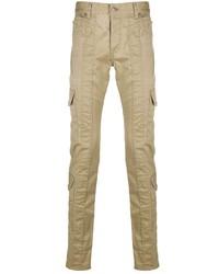 Pantalón cargo marrón claro de Balmain