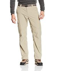 Pantalón cargo marrón claro de Columbia
