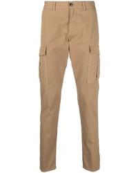 Pantalón cargo marrón claro de Eleventy