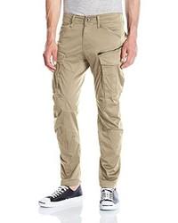 Pantalón cargo marrón claro de G-Star RAW