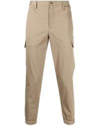 Pantalón cargo marrón claro de Neil Barrett